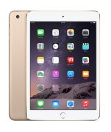 Apple iPad mini 3 Retina display Wi-Fi + LTE 64GB Gold (MH392)