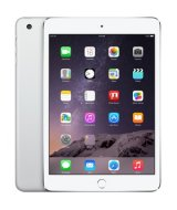 Apple iPad mini 3 Retina display Wi-Fi + LTE 64GB Silver (MH382)