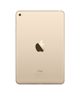 Apple iPad mini 4, 128ГБ, Wi-Fi + Cellular, Gold (золотой)