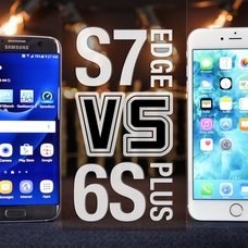 Сравнение Samsung Galaxy S6 edge+ и S7 edge