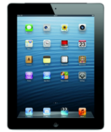 Apple iPad 4 32Gb Black Wi-Fi, 4G