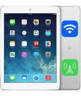 iPad Air Silver Wi-Fi + Cellular 64Gb